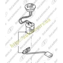 Connect  Датчик топлива в баке (с насосом) 1.8  до10.2005  FORD   1354274