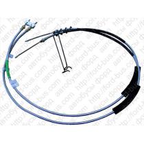 Connect  Трос ручника COFLE (-ABC) корот.база   2T14 2A603 AG