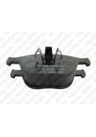 Connect  Колодки тормозные передние  FoMoCo   T121183/2