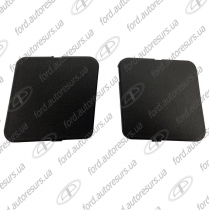 Connect Заглушка бампера задняя FORD T145729