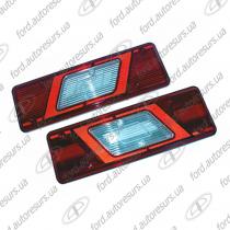 Ford Transit 2014 Стекло фонаря заднего правое(RH) шасси BSG BK31 13292 AA