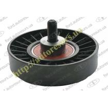 Connect  Ролик ремня генератора 90мм (обводной) 90PS (+КДЦ)  MIPSAN   98FF 19A216 BD