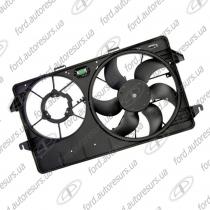 Connect  Диффузор радиатора 1.8 (-КДЦ) FORD   4986737