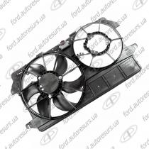 Connect  Диффузор радиатора 1.8 (+КДЦ) FORD   4986738