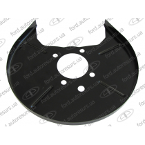 Ford Transit 2006 Защита тормозного заднего диска FWD 260-300S (R) FORD 1698542