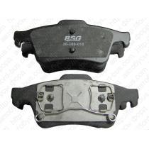 Connect  Колодки задние (дисковые) 2002-  BSG   2T14 2M008 AA