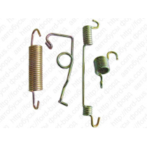 Пружинки задних колодок T15 (RH) 91-00  BSG   92VB 2A225 BA