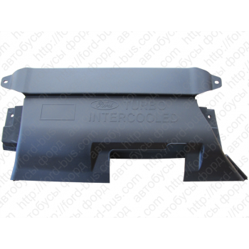 Connect  Крышка-воздухозаборник интеркуллера 1.8TDCI (с09.2006г)  FORD   5090100