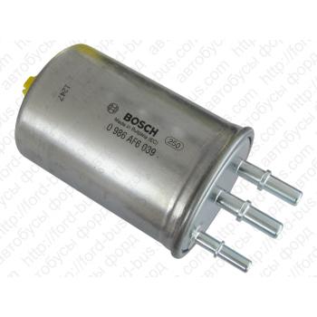 Connect  Фильтр топливный (90PS) 1.8TDCI  BOSCH  2T14 9B072 BA