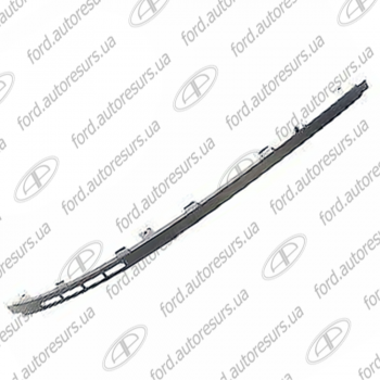 Connect  Планка переднего бампера нижняя 2006г (RH) серая FORD   5178526