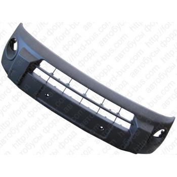 Connect  Бампер передний с 2002г (под галогенки)  E-BUMPER   2T14 17D957 ВКYBB4
