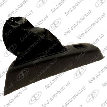 Connect.Чехол ручки КПП с рамкой (серый) BSG:код товара 30-467-006/2T14 V045B78 AFN2E6/
