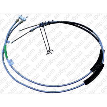 Connect  Трос ручника COFLE (-ABC) длин.база   2T14 2A603 BH